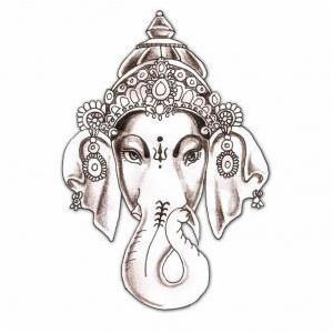 Gaja Hindu Elephant