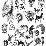 Animals Creative Tattoo