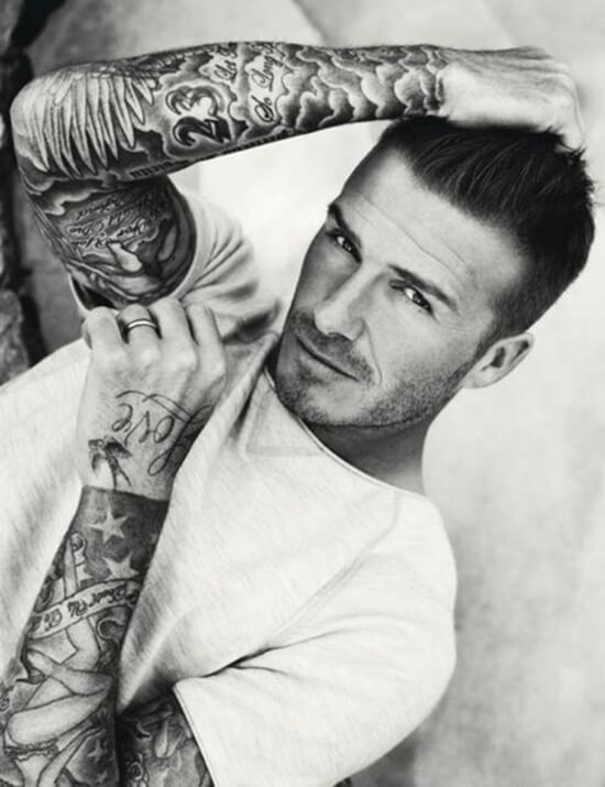 David Beckham Tattoo Ideas