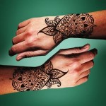 Beautiful Henna Tattoo Design Ideas