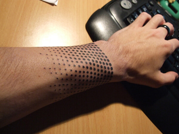 Beautiful Wrist Tattoos for Guys