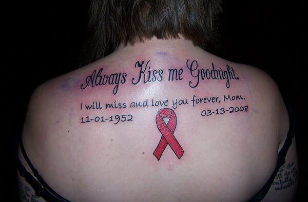 Breast Cancer Awareness Tattoos Ideas