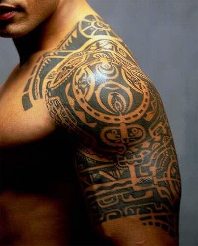 Half Sleeve Tattoo Ideas for Guys