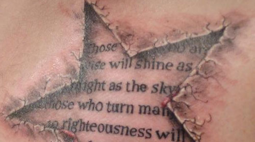 Holy Bible Scripture Tattoos Creativefan
