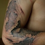 3d Mindblowing Tattoo Unusual Tattoo Styles