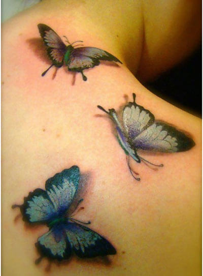 Best Butterfly Tattoo Designs for Top