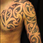 Maori Tattoo Photo Gallery