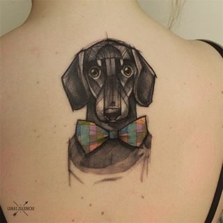 Dachshund Tattoo Ideas