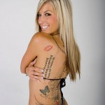 Jessi Combs Tattoos