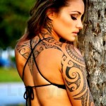 Maori Tattoos for Women