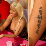 Nicki Minaj Tattoo Ideas