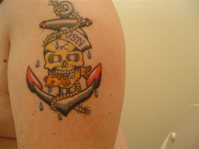 Army Infantry Tattoos Ideas