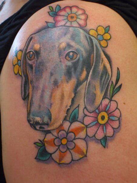 dachshund-tattoo