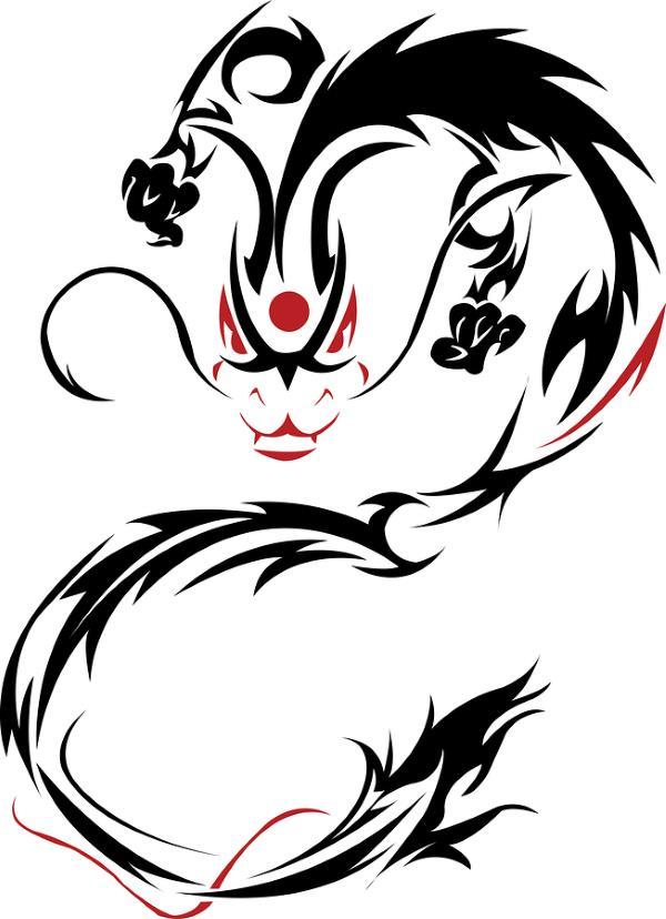 king hazel dragon tattoo