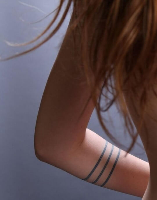 bracelet-tattoo-3-lines