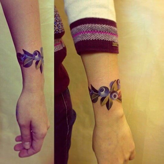 bracelet-tattoo-blueberry