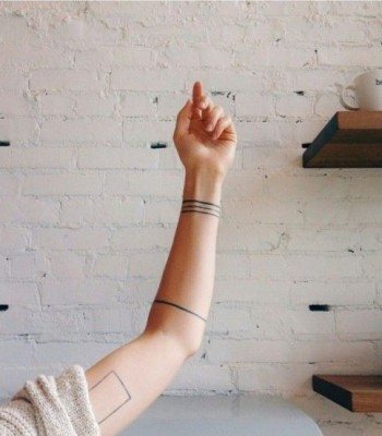 Best Wrist Bracelet Tattoo Designs