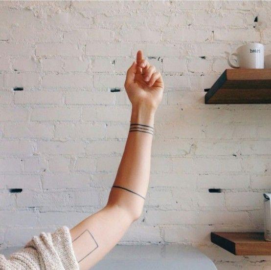 bracelet-tattoo-lines
