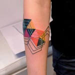 Modern and Abstract Tattoo Designs for Men and Women