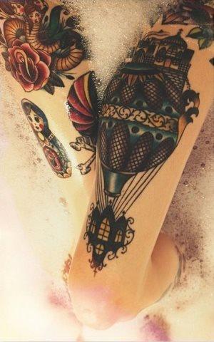 balloon-tattoo