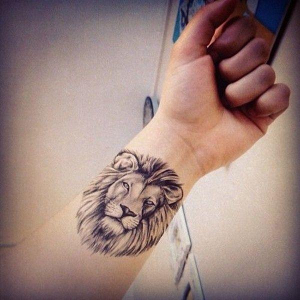 lion-tattoo-wrist