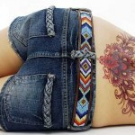 Tattoos on the Lower Back: Sexy and Stylish